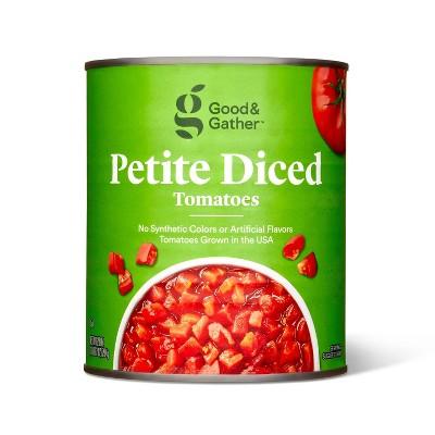 Petite Diced Tomatoes 28oz - Good & Gather™