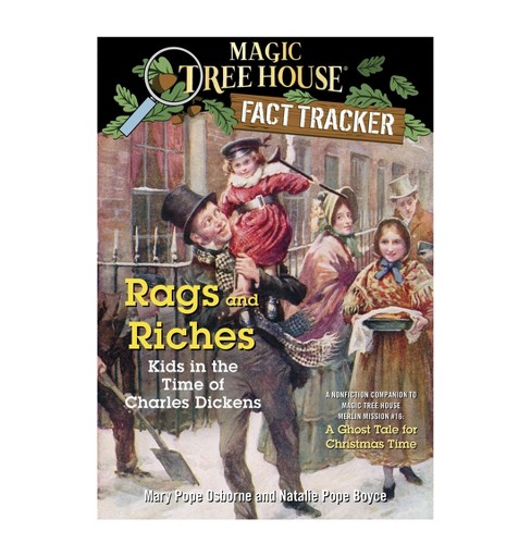 Rags and Riches: Kids in the Time of Charles Dickens (Paperback) - image 1 of 1