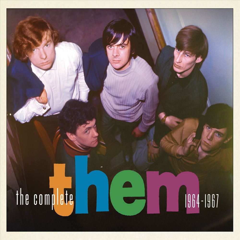Them - Complete Them (1964-1967) (CD)