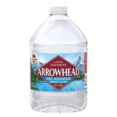 Arrowhead Brand 100% Mountain Spring Water - 101.4 fl oz Jug