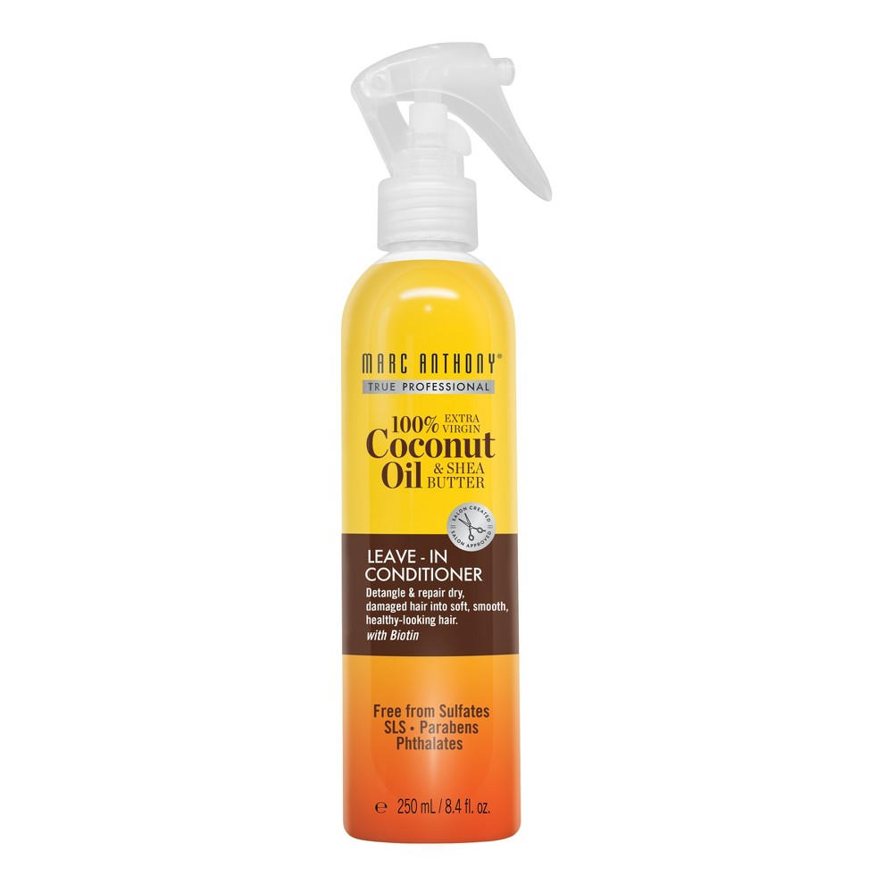 Marc Anthony Coconut Oil & Shea Butter Leave -In Conditioner - 8.4 fl oz