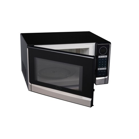 Oster 16 Cu Ft 1100 Watt Digital Microwave Oven Black Ogyz1602b