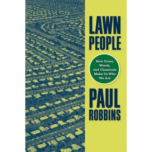 Lawn People - by  Paul Robbins (Paperback) - image 1 of 1