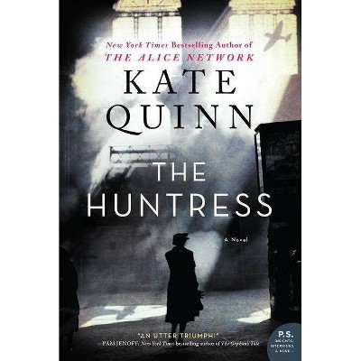 Huntress -  by Kate Quinn (Paperback)