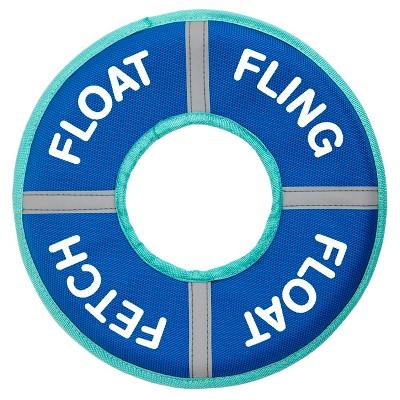 Flying Ring Float Fetch for Dog - Blue - Boots & Barkley™