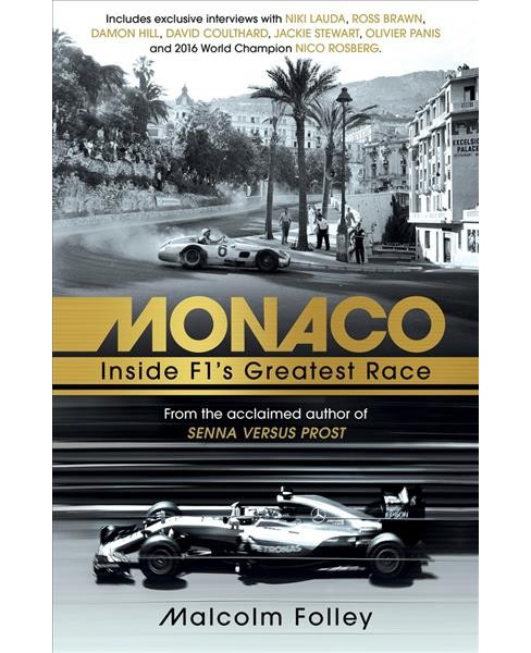 Monaco -  Reprint by Malcolm Folley (Paperback) - image 1 of 1