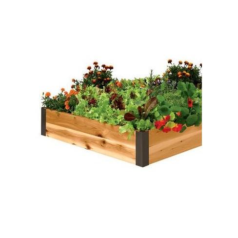 Raised Garden Bed 3' x 4' - Gardener's Supply Company - image 1 of 2