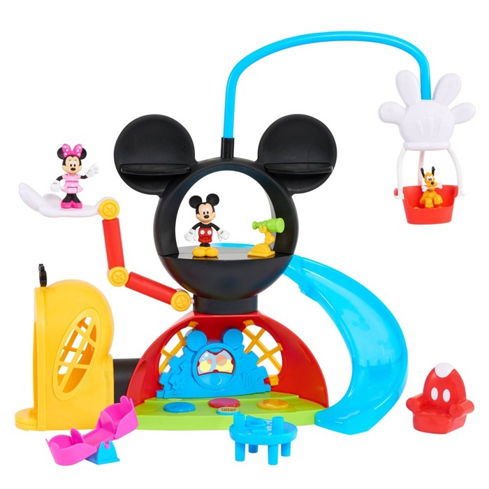 Disney Mickey Clubhouse Adventures Playset - image 1 of 2