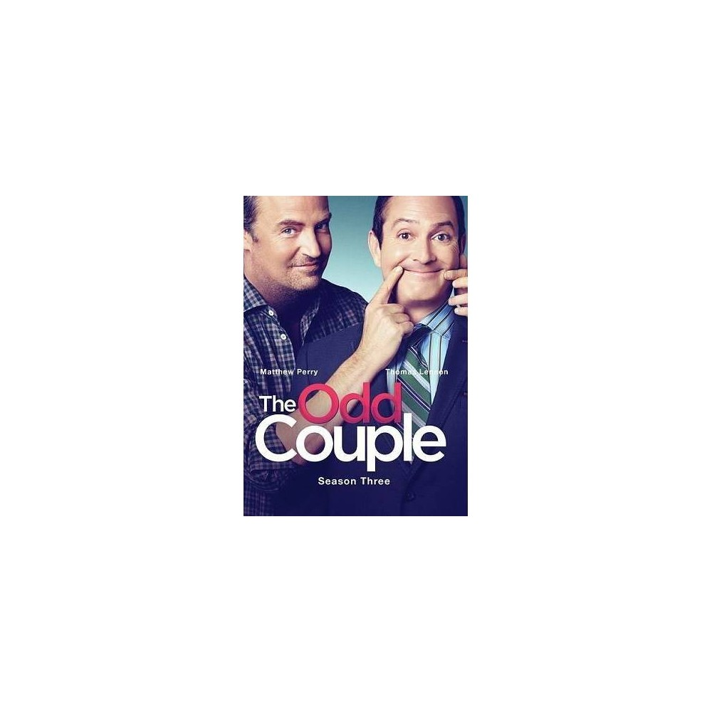 Odd Couple:Season 3 (Dvd)