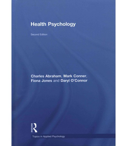 Health Psychology (Revised) (Hardcover) (Charles Abraham) - image 1 of 1