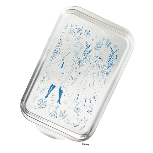 "Disney Frozen 2- 9""x 13"" Naturals® Cake Pan with Metal Lid - image 1 of 2"