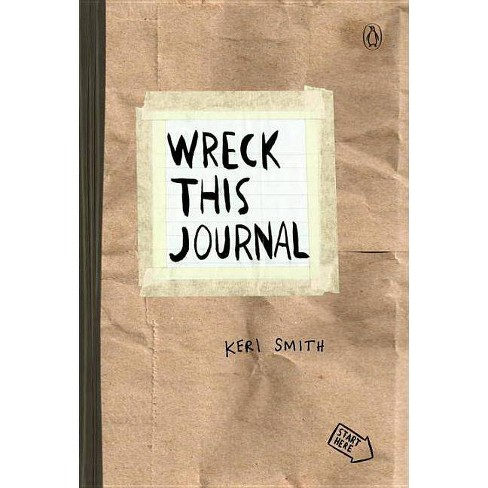 Wrech This Journal (Paperback) by Keri Smith - image 1 of 1