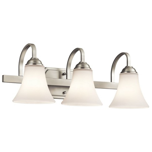 "Kichler 45513 Keiran 22"" Wide 3-Bulb Bathroom Fixture - image 1 of 1"