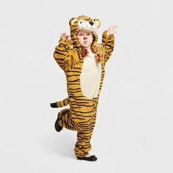 Toddler Plush Tiger Halloween Costume - Hyde & EEK! Boutique™