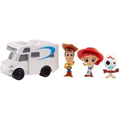 Disney Pixar Toy Story Minis RV and Friends Road Trip Pack