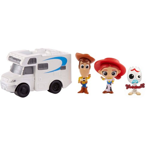 Disney Pixar Toy Story Minis RV and Friends Road Trip Pack - image 1 of 4