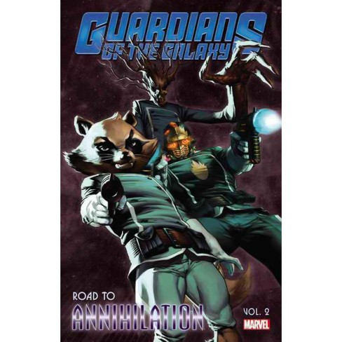 Guardians of the Galaxy Road to Annihilation 2 (Paperback) (John Byrne & Keith Giffen & Steve Niles) - image 1 of 1