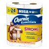 Charmin Essentials Strong Toilet Paper - Mega Rolls - image 3 of 4
