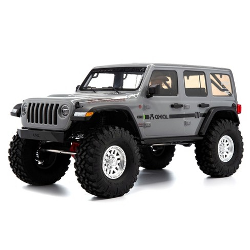 1/10 SCX10 III Jeep JLU Wrangler with Portals RTR - image 1 of 4
