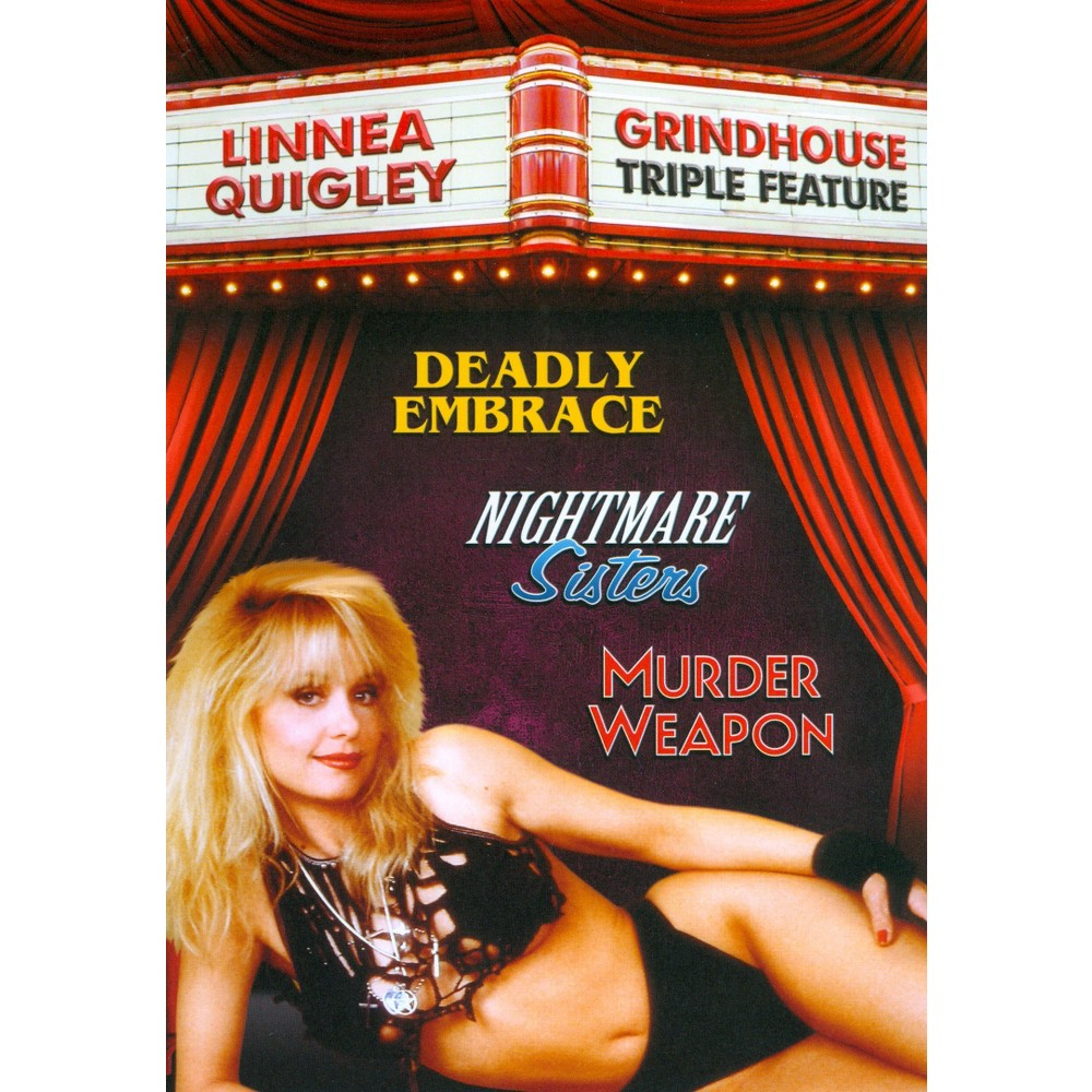 Linnea Quigley Grindhouse Triple Feat (Dvd)