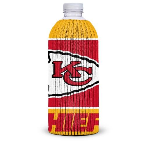 NFL Kansas City Chiefs Knit Bottle Cooler - image 1 of 1