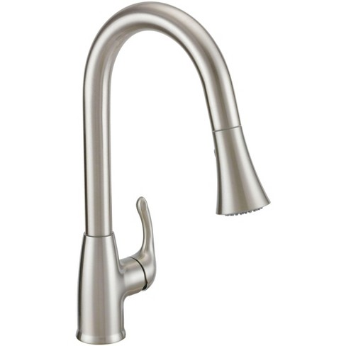 Proflo Pfxc8512 Kirkham 1 75 Gpm Single Hole Pull Down Kitchen Faucet Target
