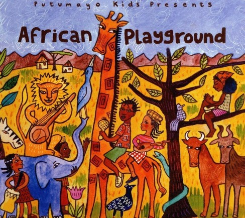 Putumayo presents - African playground (CD) - image 1 of 1