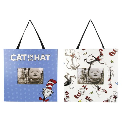 Dr. Suess Cat in the Hat Frame Set