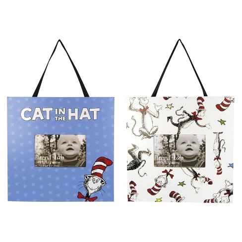 Dr Suess Cat In The Hat Frame Set Target