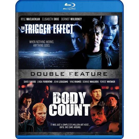 The Trigger Effect / Body Count (Blu-ray) - image 1 of 1