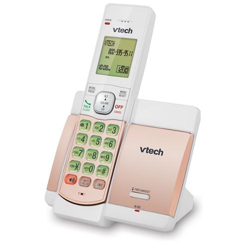 VTech® CS5119-13 DECT 6.0 Expandable Cordless Phone With