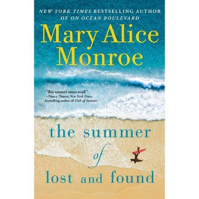 The Summer of Lost and Found - (Beach House) by  Mary Alice Monroe (Hardcover)