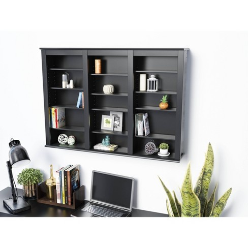 Triple Wall Mounted Storage - Prepac - image 1 of 4