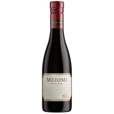 Meiomi Pinot Noir Red Wine - 375ml Bottle