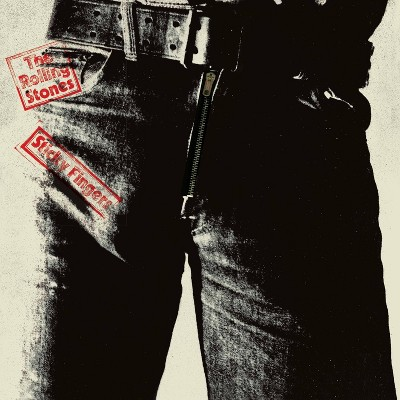 The Rolling Stones - Sticky Fingers (LP) (Vinyl)