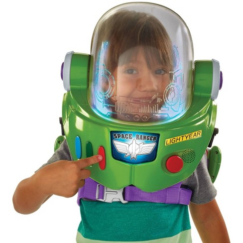 Disney Pixar Toy Story Buzz Lightyear Space Ranger Armor with Jet Pack - image 1 of 4