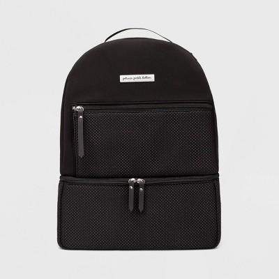 Petunia PickleBottom Diaper Bag - Solid Black