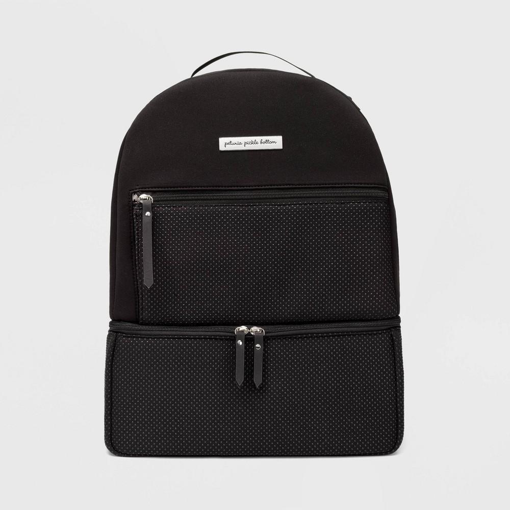 Image of Petunia PickleBottom Diaper Bag - Solid Black