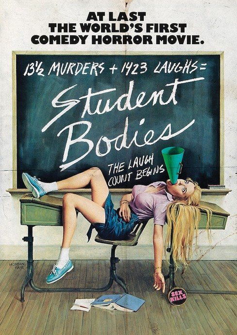 Student bodies (DVD) - image 1 of 1