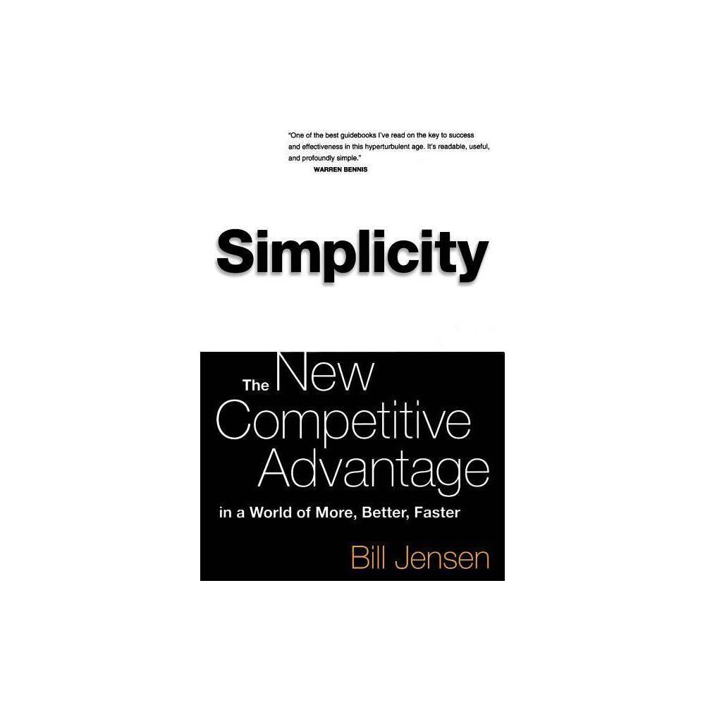Simplicity By Bill Jensen Paperback