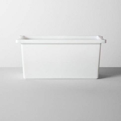 Ice Cube Bin White - Made By Design™ - image 1 of 4