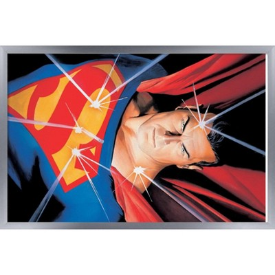 Trends International DC Comics - Superman - Portrait Unframed Wall Poster Print