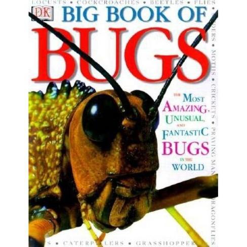 Big Book of Bugs - (DK Big Books) (Hardcover) - image 1 of 1