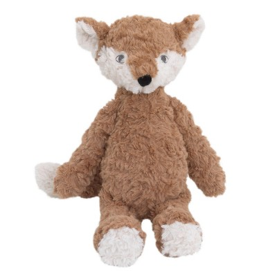 NoJo Cuddle Me Luxury Plush Fox - Brown