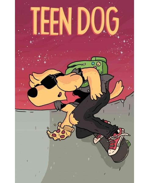 Teen Dog (Paperback) (Jake Lawrence) - image 1 of 1