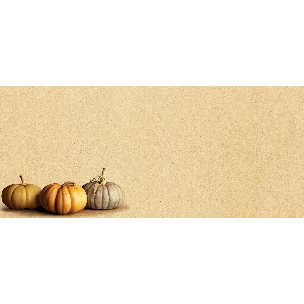 Image of 25ct Fall Pumpkins Envelope