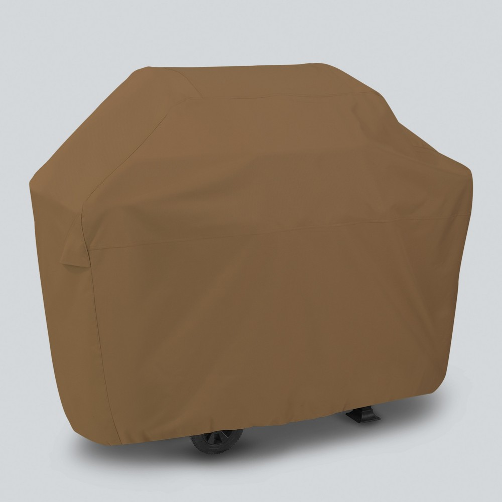 72 Grill Cover – Tan – Threshold 53857072
