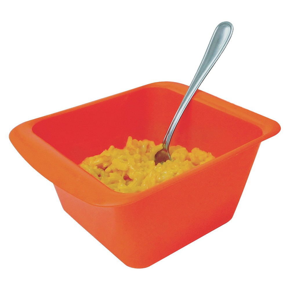 Image of Rapid Mac Cooker, Orange, microwave cookware