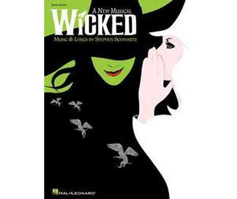 Wicked : A New Musical (Paperback) - image 1 of 1