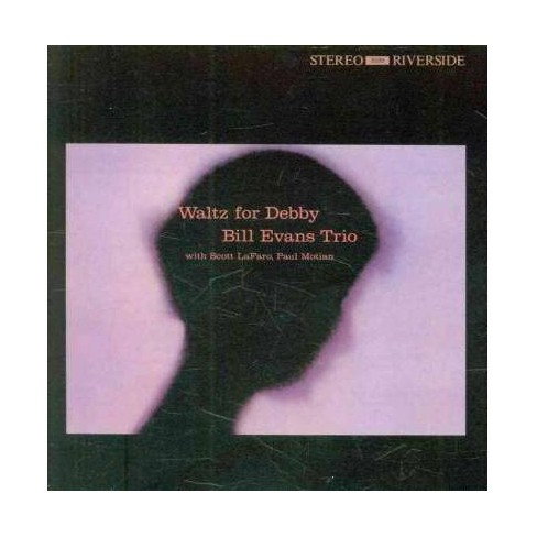 Bill (Piano) Evans - Waltz for Debby (Original Jazz Classics Remasters) (CD) - image 1 of 1